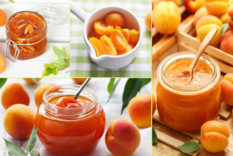 Варенье из абрикосов на зиму