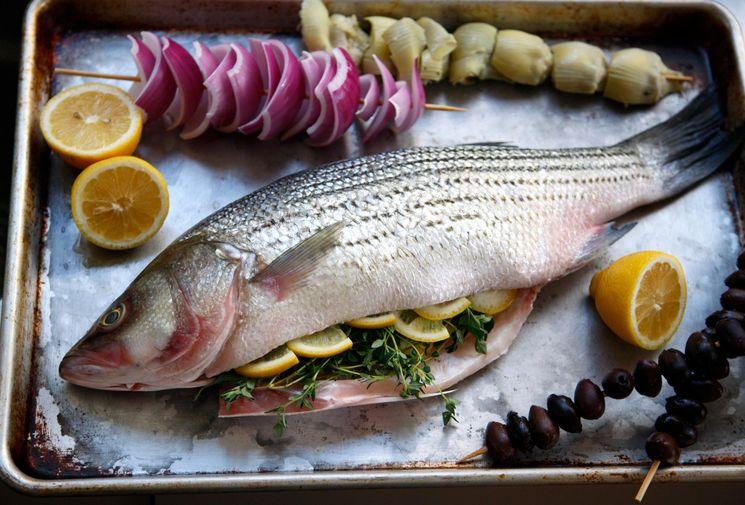 Виды нежирной рыбы