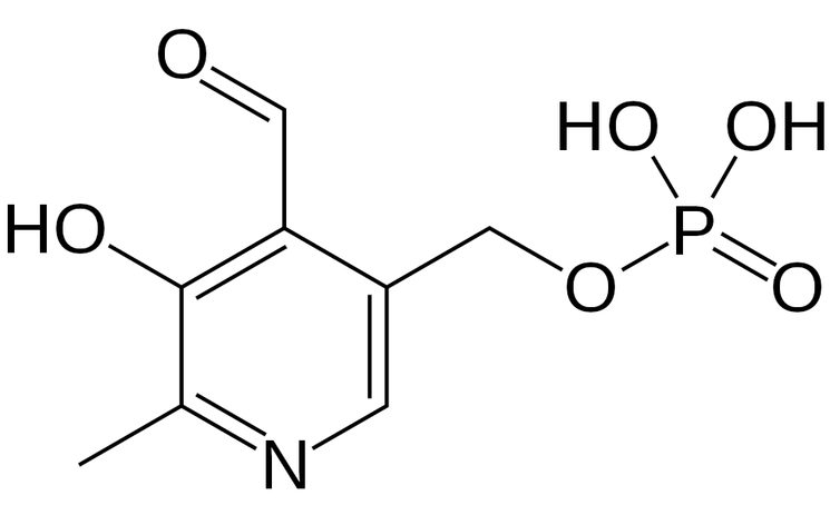 Витамин B6 пиридоксальфосфат
