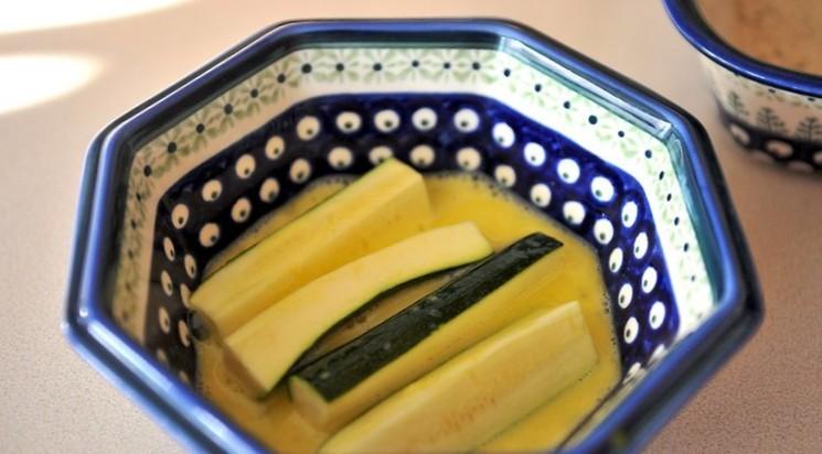 Вкусный рецепт - кабачки в духовке