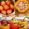 Вкусные рецепты фаршированных перцев