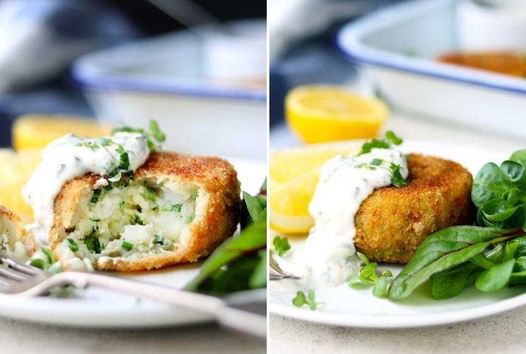 Вкусные рыбные котлеты -  рецепт пошагово