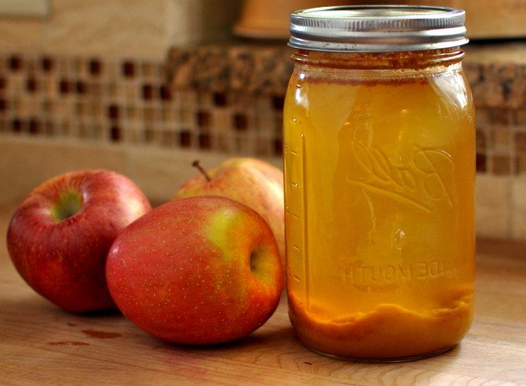 Яблочный уксус из свежего сока