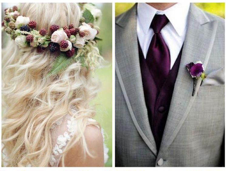 Идея оформления свадьбы